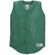 Sleeveless Mesh Jersey - Mens - Forest