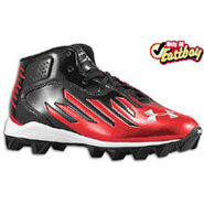 Nitro Diablo RM - Boys Grade School - Black/Red