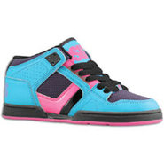 NYC 83 Mid - Womens - Cyan/Purple/Pink
