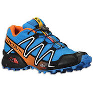 Speedcross 3 - Mens - Bright Blue/Black/Clementine