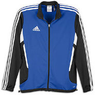 Tiro II Full Zip L/S Training Jacket - Mens - Coba