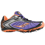 Shay XC2 Spike - Womens - Purple/Black/Vizipro Ora