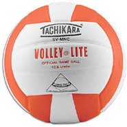 SV-MNC Volley-Lite Ball - Orange/White