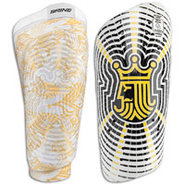 King Shin Guard - White