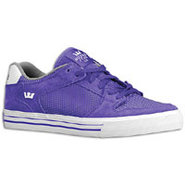 Vaider Low - Mens - Purple/White