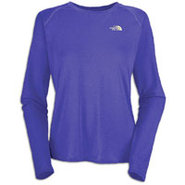 Reaxion L/S T-Shirt - Womens - Vibrant Blue