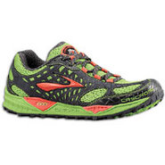 Cascadia 7 - Womens - Greenery/Cayenne/Anthracite/