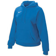 Womens Classic Fleece Hoody - Womens - Royal