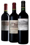 Lafite Around World Red Wine Gift Trio - Wine Coll