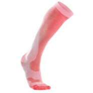 Performance Compression Run Sock - Womens - Candy