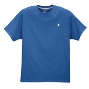 Jersey Short Sleeve T-Shirt - Mens - Team Blue