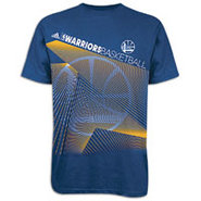 Golden State Warriors adidas NBA Split Decision T-