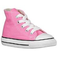All Star Hi - Girls Toddler - Pink