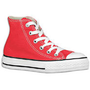 All Star Hi - Boys Preschool - Red