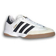 Samba Millennium - Mens - White/Black/Gold