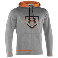 Cage to Game Hoodie - Mens - Heather/Radiate/Black
