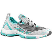 Tempo 5.0 Ultra - Womens - Grey/Arruba/White