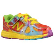 890 V3 - Boys Toddler - Light Tye Dye