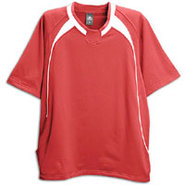 Escape S/S Fleece - Mens - Red