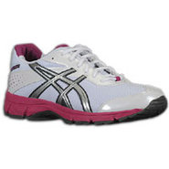 GEL-QUICKWALK - Womens - White/Lightning/Pink