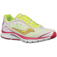 ProGrid Kinvara 3 - Womens - White/Citron/Pink