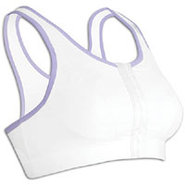 Xtempo Support Bra - Womens - White/Lavender