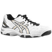 Gel Game 3 - Mens - White/Silver/Black