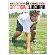 ions Becoming a Champion Lineman DVD - Mens
