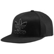 Phoenix 210 Fitted Cap - Mens - Black/Black