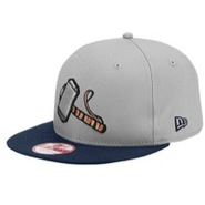 Hero Gray Classic Snapback - Mens - Brown/Grey