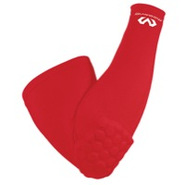 Hexpad Power Shooter Arm Sleeve - Mens - Scarlet