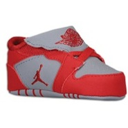1st Crib - Boys Infant - Stealth/Gym Red