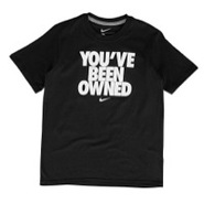 Youve Been Owned T-Shirt - Boys Grade School - Bla