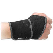 Wrist and Thumb Wrap - Black