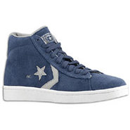 Dr. J Pro Leather Mid UNDFTD - Mens - Navy