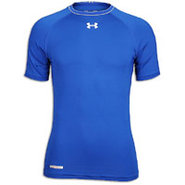 Heatgear Sonic Compression S/S T-Shirt - Mens - Ro