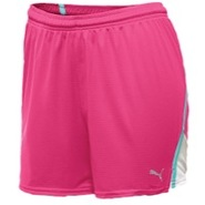 Division One Short - Womens - Cabaret/White/Blue C