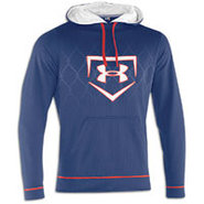 Cage to Game Hoodie - Mens - Navy/Red/White