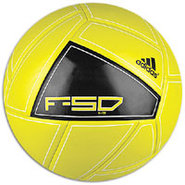 F50 X-ITE Soccer Ball - Lab Lime/Black/White
