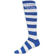 Kentucky Wildcats For Bare Feet College Crew Sock 