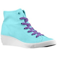 All Star Hi Ness - Womens - Blue/Lilac