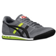 Ultimate 81 - Mens - Grey/Black/Lime