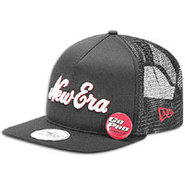 New Era Classic Pin Trucker - Mens - Black