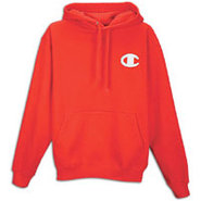 Super Hood Hoodie - Mens - Crimson