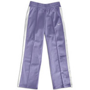Track Pant - Girls Grade School - Purple Earth