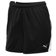 Division One Short - Womens - Black/White