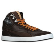 Suburb Mid Winter - Mens - Chocolate/White/Plaid