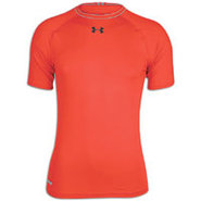 Heatgear Sonic Compression S/S T-Shirt - Mens - Re