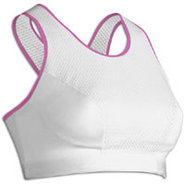 Xtra Support B/C Cup Bra - Womens - White/Raspberr