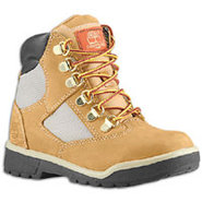6  Field Boot - Boys Preschool - Wheat Nubuck